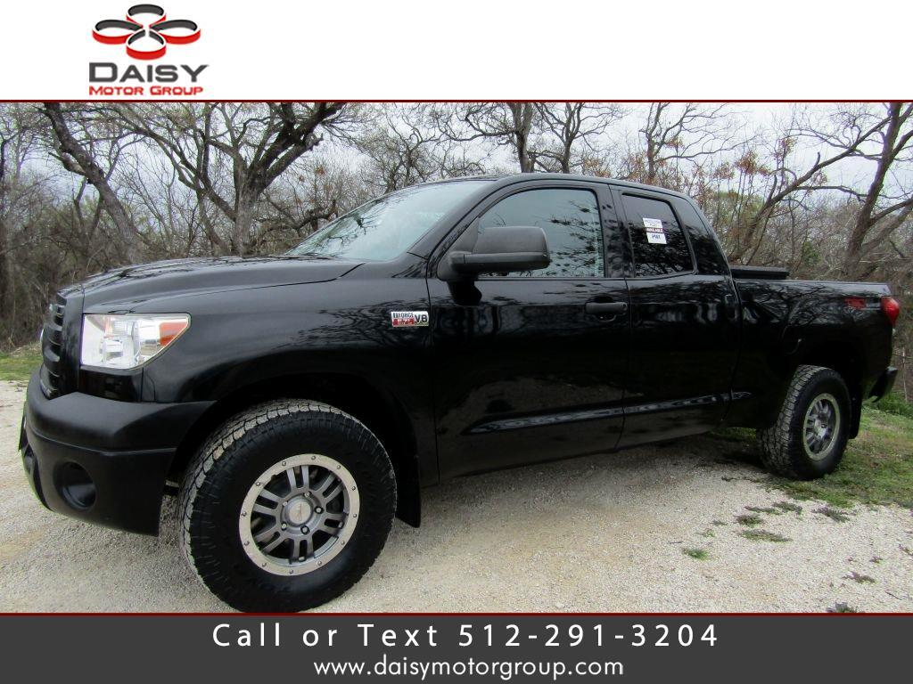 2012 Toyota Tundra Double Cab 5.7L FFV V8 6-Spd AT (Natl)