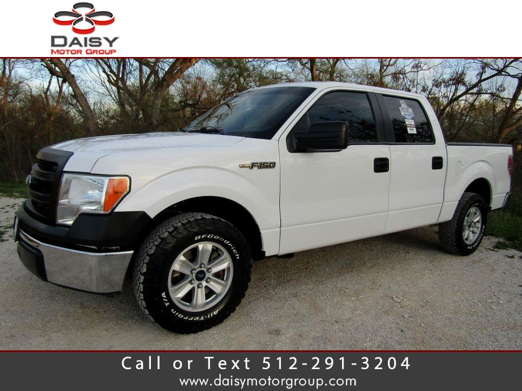 2014 Ford F-150 XL SuperCrew 2WD