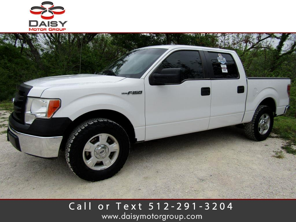 2013 Ford F-150 XL SuperCrew 2WD