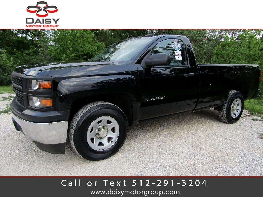 2015 Chevrolet Silverado 1500 Reg. Cab Long Bed 2WD