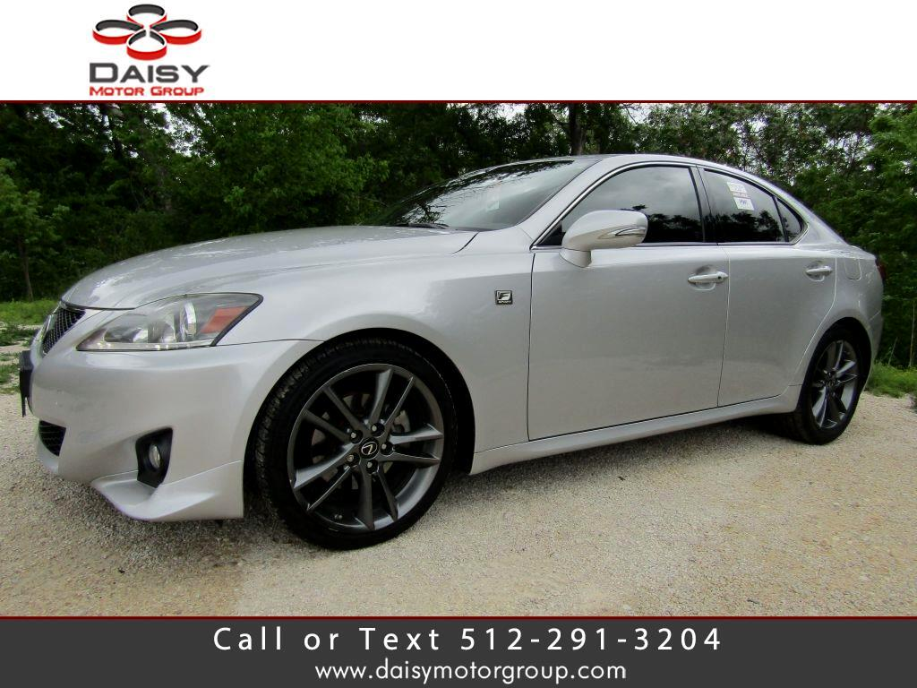 2011 Lexus IS F 4dr Sdn