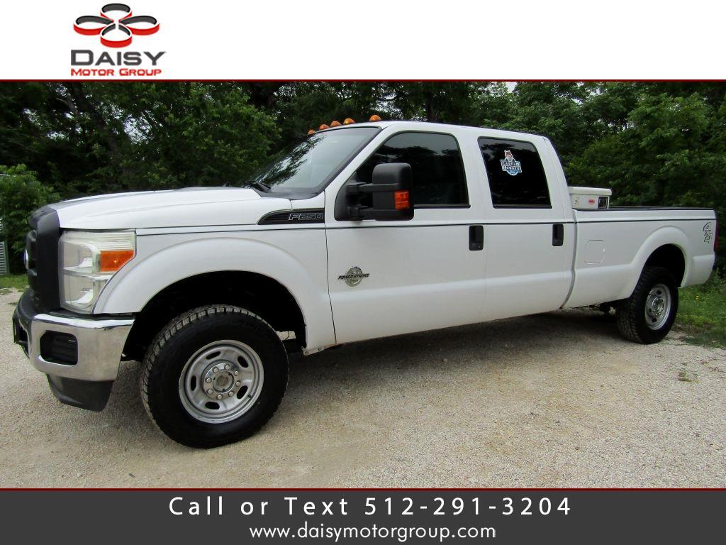 2013 Ford F250 4WD Crew Cab 156
