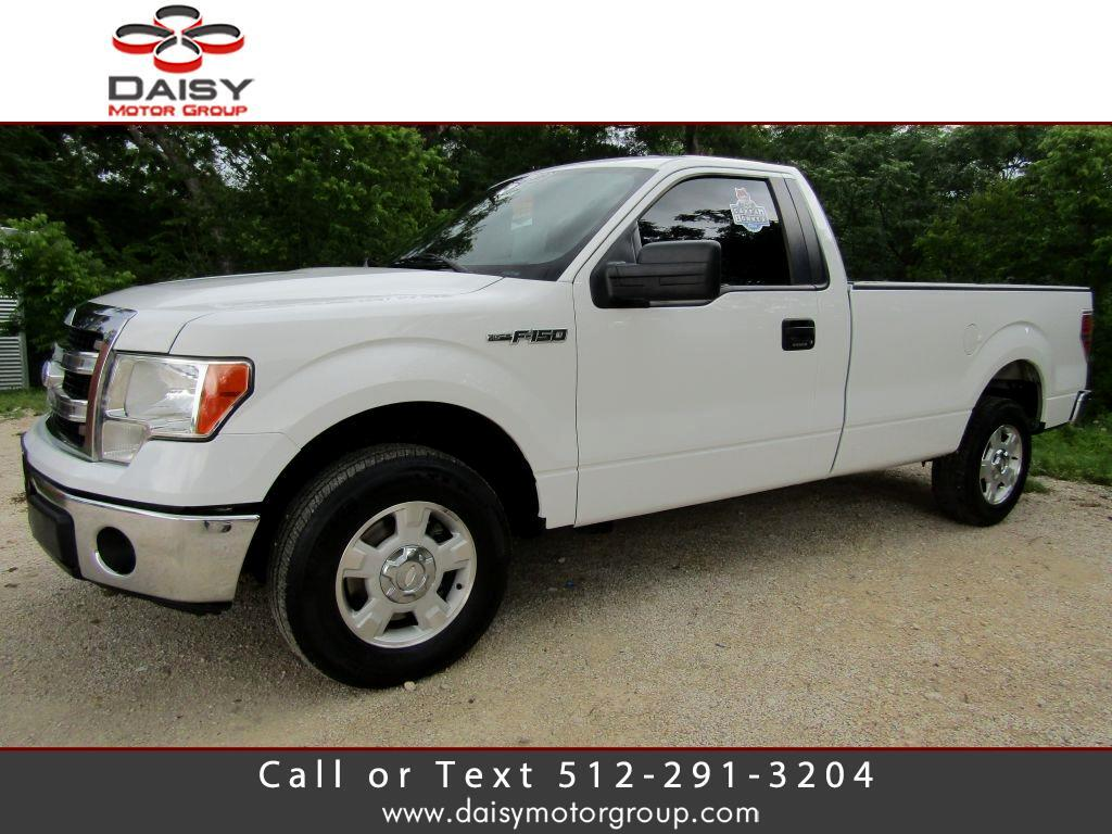2013 Ford F-150 Reg. Cab Long Bed 2WD
