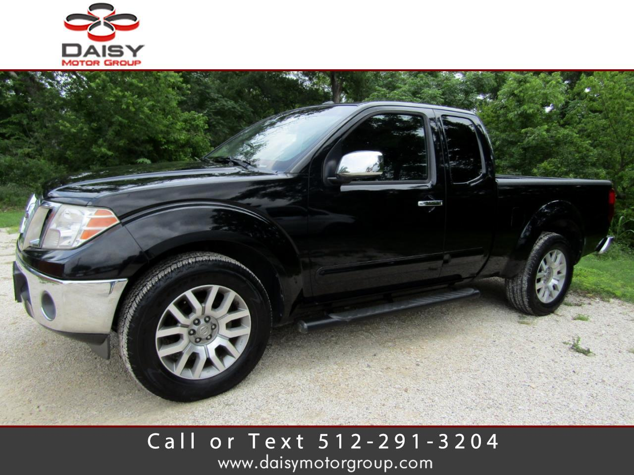 2009 Nissan Frontier 2WD King Cab V6 Auto LE