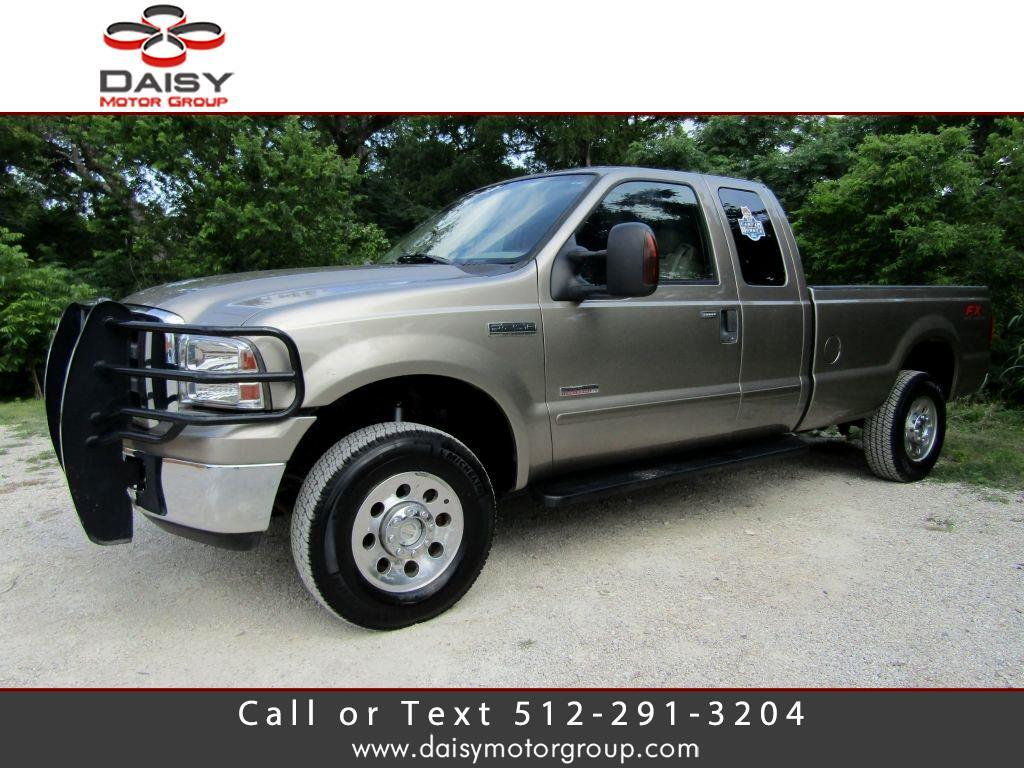 2007 Ford F-250 XLT SuperCab 4WD