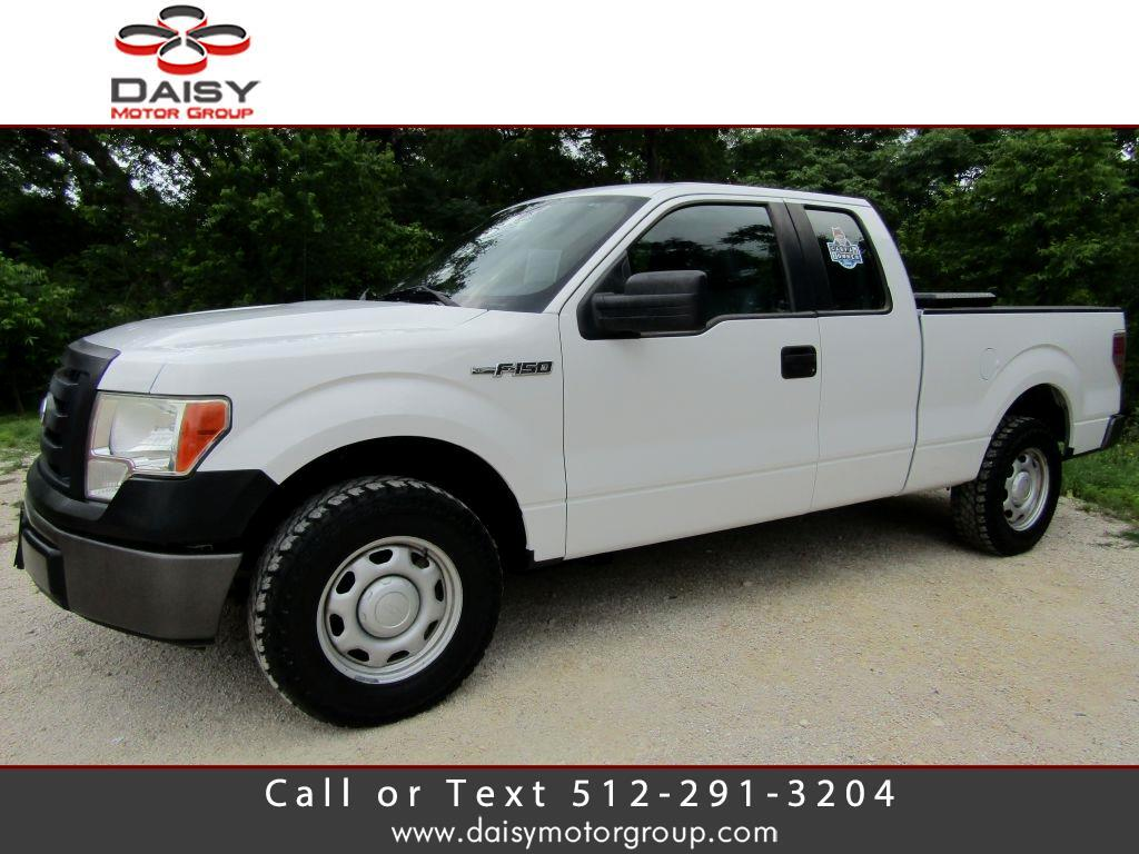 2012 Ford F-150 XL 2WD SuperCab 6.5' Box