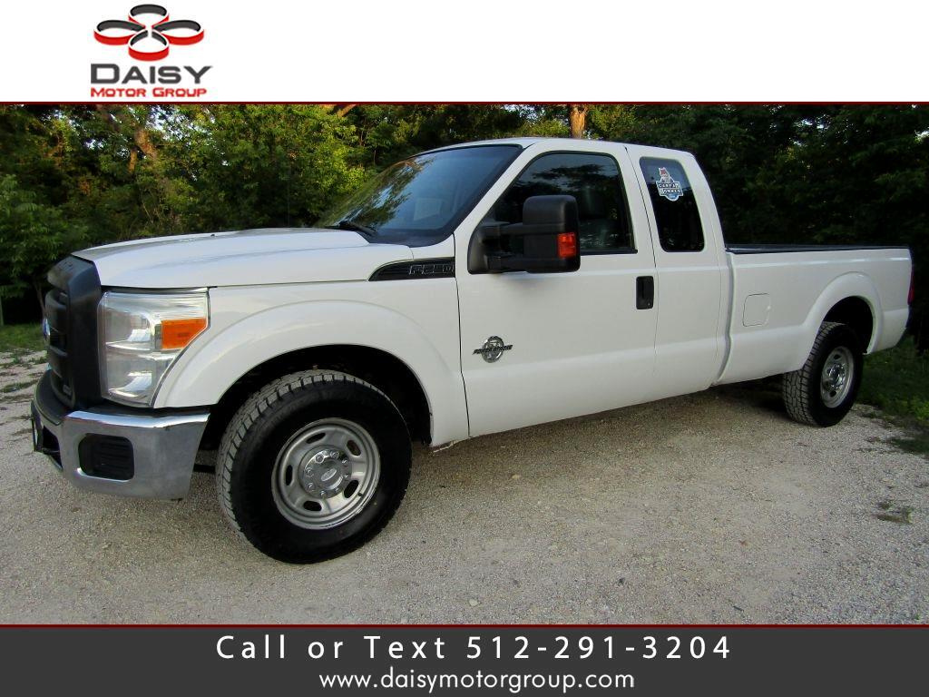 2012 Ford F250 2WD SuperCab 142