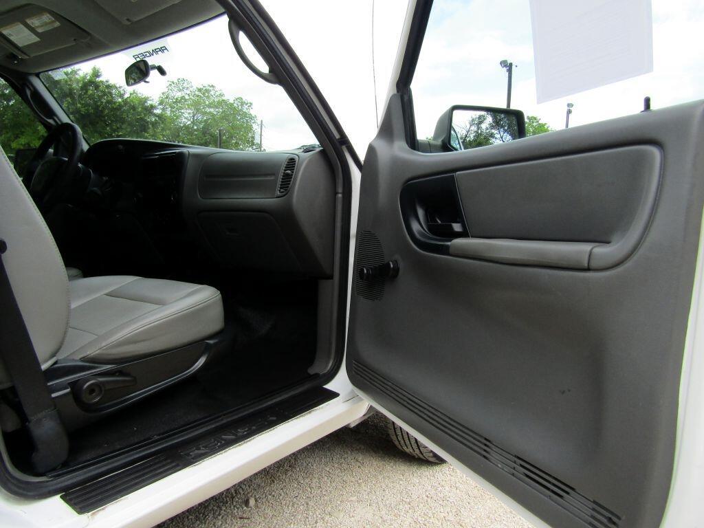 2008 Ford Ranger 2WD Reg Cab 118