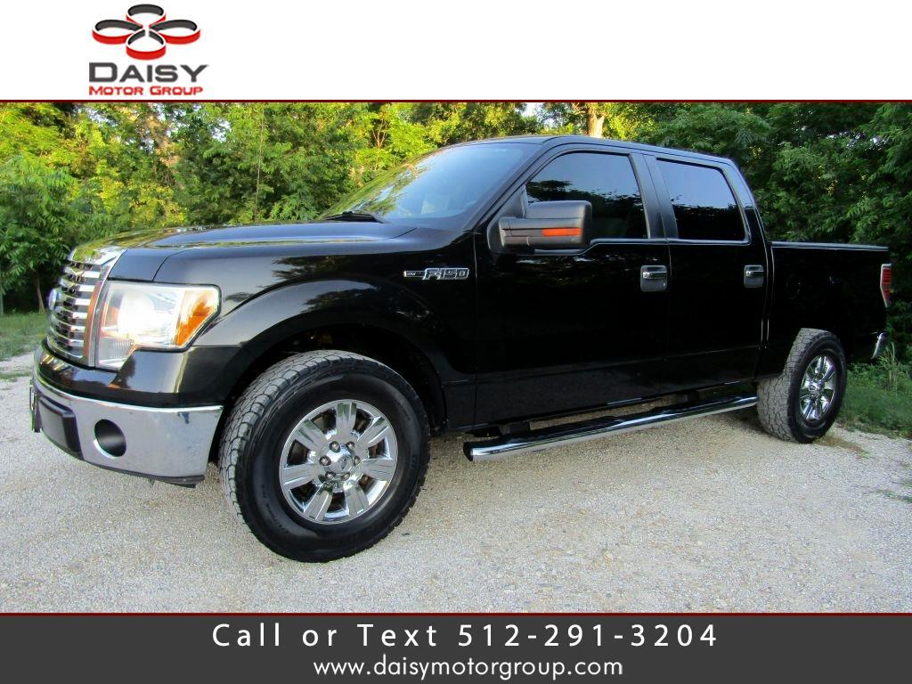 2010 Ford F-150 XLT SuperCrew 2WD