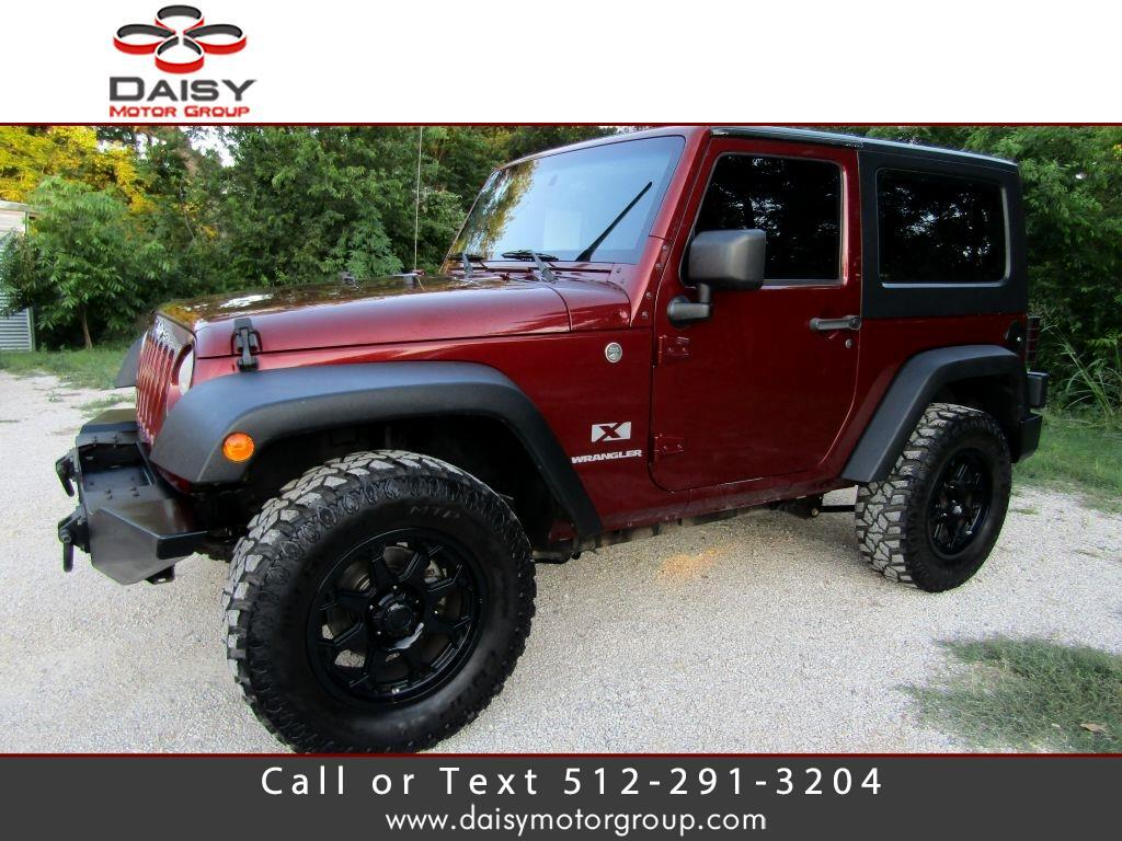 2009 Jeep Wrangler 4WD 2dr X