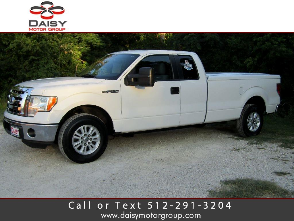 "2012 Ford F-150 2WD SuperCab 163"" XLT w/HD Payload Pkg"