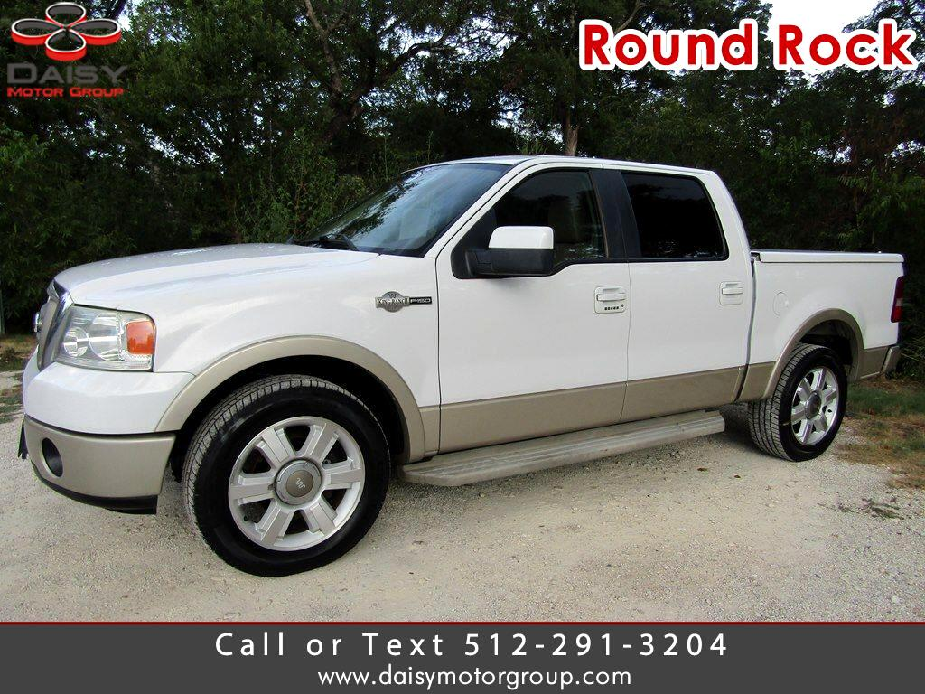 2007 Ford F-150 King Ranch SuperCrew 2WD