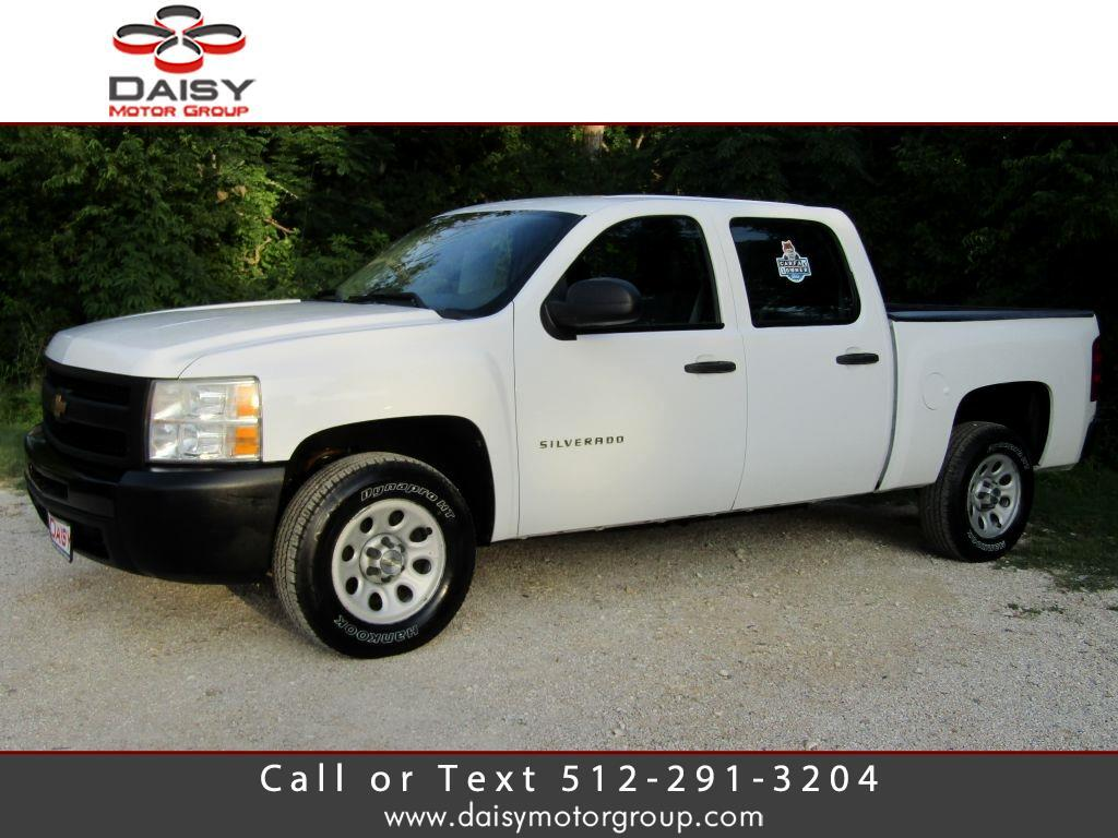 "2012 Chevrolet Silverado 1500 2WD Crew Cab 143.5"" Work Truck"