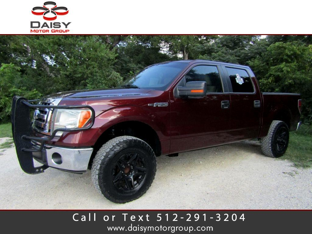 2009 Ford F-150 XLT SuperCrew 2WD
