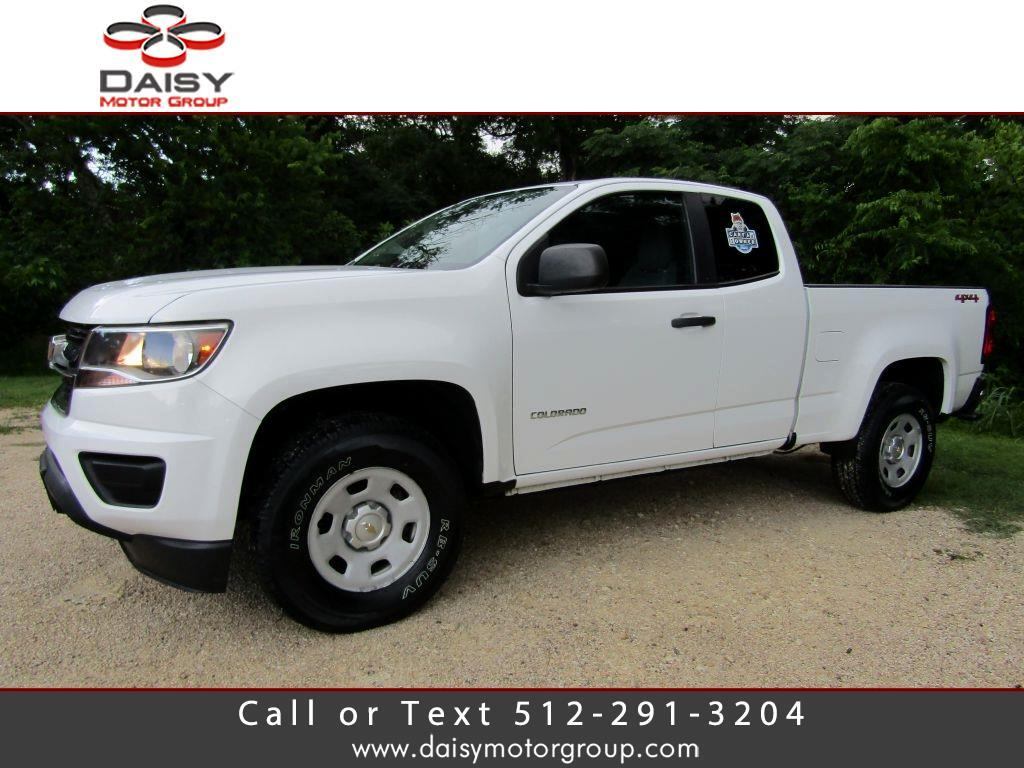 2015 Chevrolet Colorado 2LT Ext. Cab 4WD