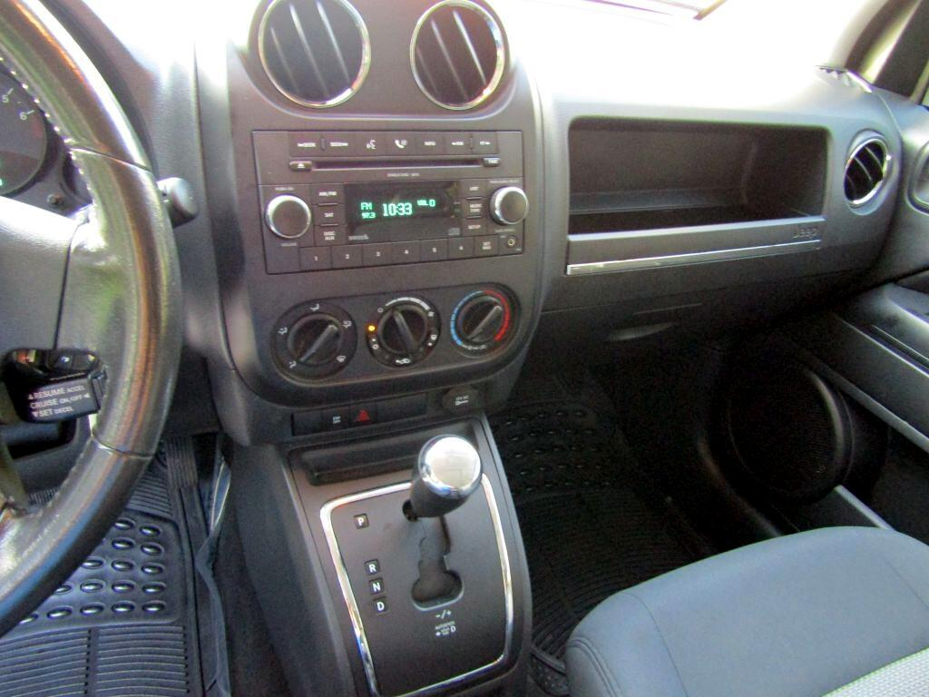 Jeep Compass FWD 4dr Sport 2009