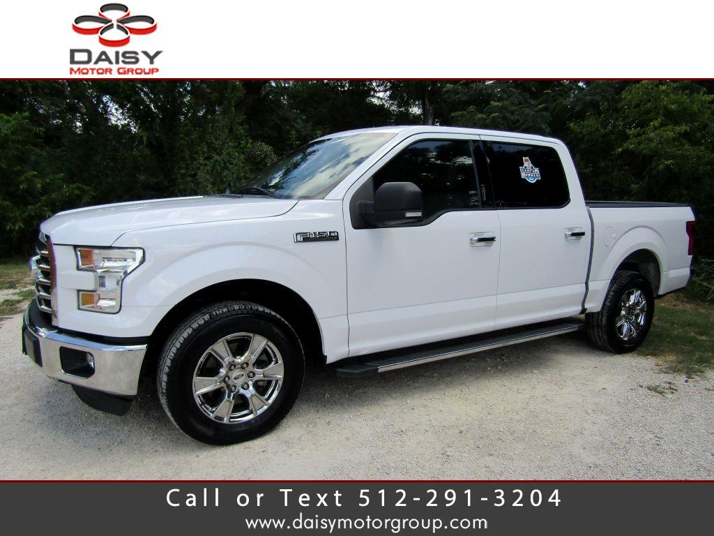 2015 Ford F-150 XLT SuperCrew Short Bed 2WD
