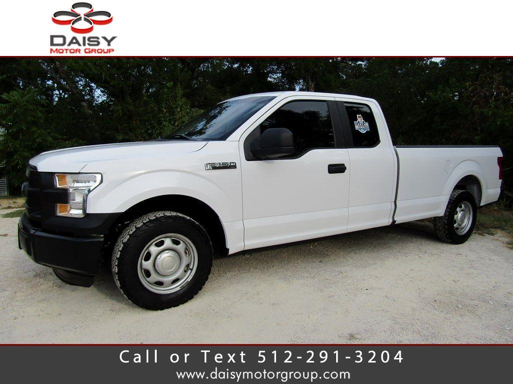 2016 Ford F-150 XL SuperCab 8-ft. Bed 2WD