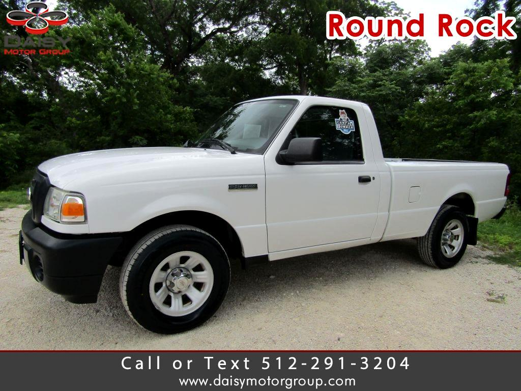 Ford Ranger XL 2WD 2008