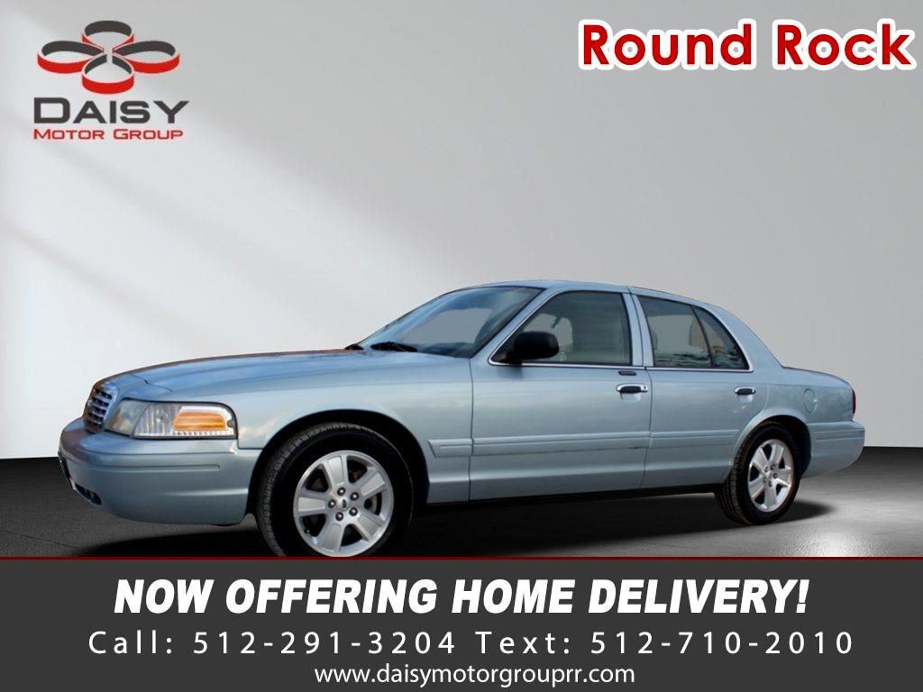 Ford Crown Victoria 4dr Sdn LX 2008