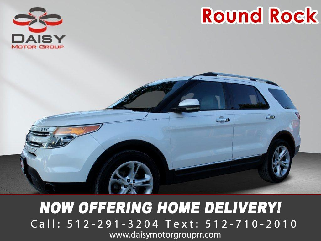 Ford Explorer Limited 2WD 2011