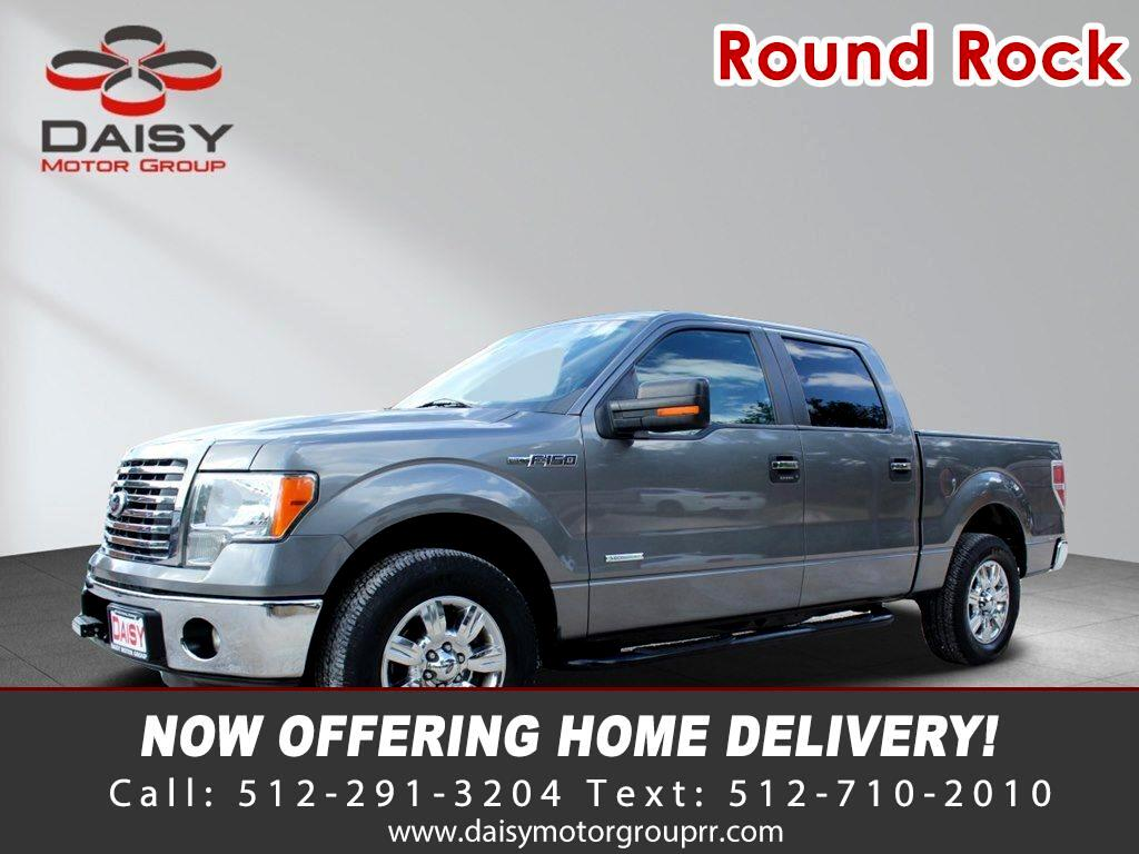 Ford F-150 XLT 2WD SuperCrew 5.5' Box 2012