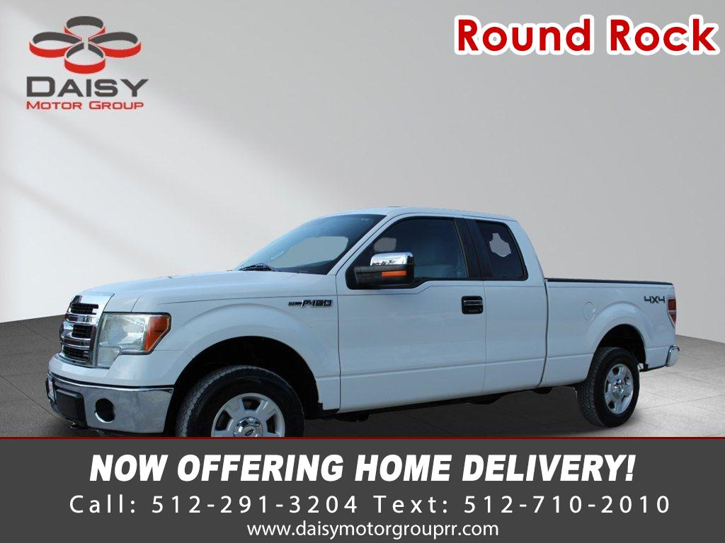 Ford F-150 XLT 4WD SuperCab 6.5' Box 2014