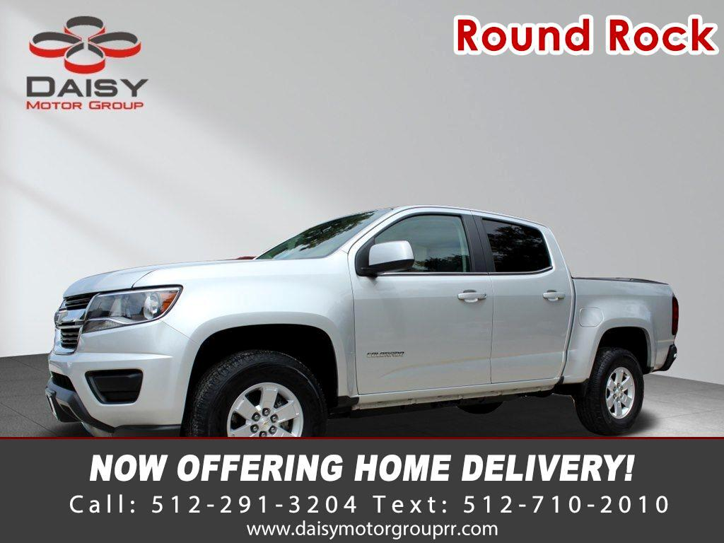 "Chevrolet Colorado 2WD Crew Cab 128.3"" WT 2018"