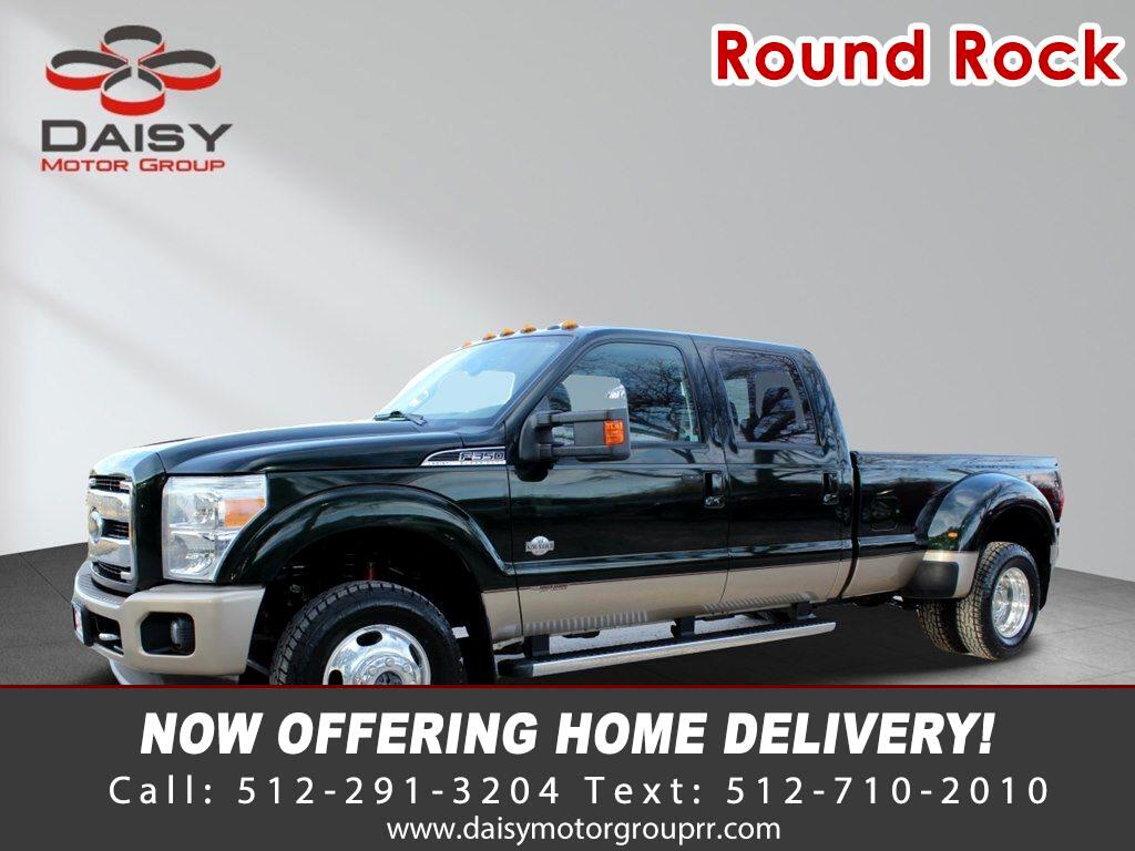 Ford F-350 SD King Ranch Crew Cab 4WD DRW 2013