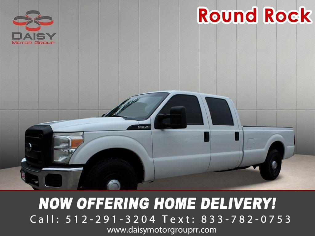 Ford F-350 SD XL Crew Cab Long Bed 2WD 2013