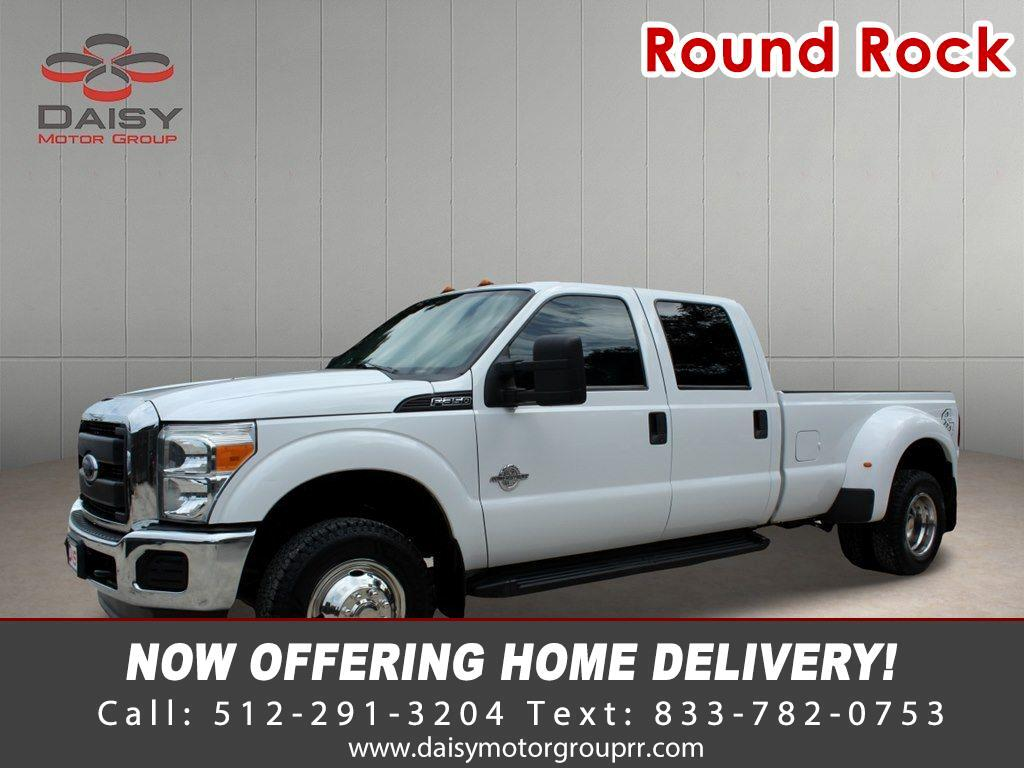 Ford F-350 SD XL Crew Cab Long Bed DRW 4WD 2016