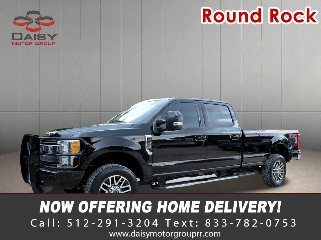 Ford F-350 SD Lariat Crew Cab Long Bed 4WD 2017