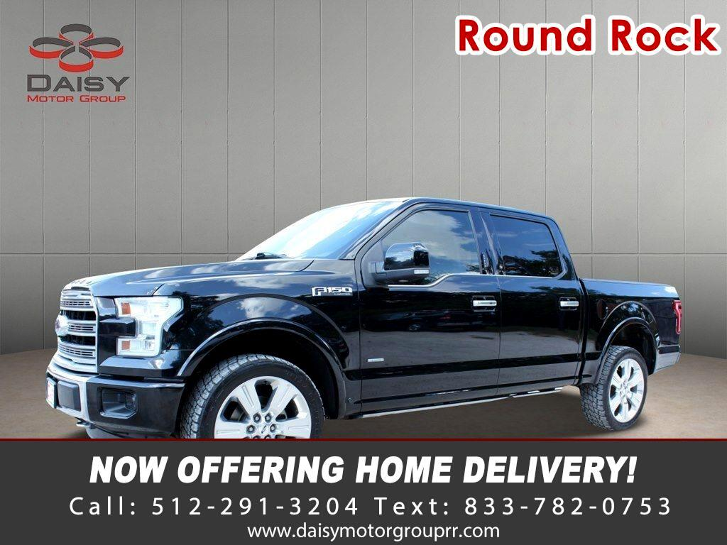 Ford F-150 Limited SuperCrew 4WD 2017