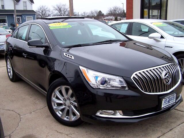 2015 Buick LaCrosse Leather Package