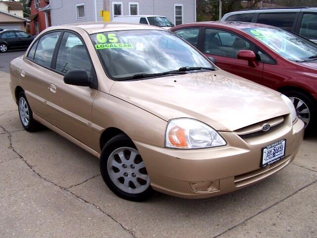 2005 Kia Rio Sedan