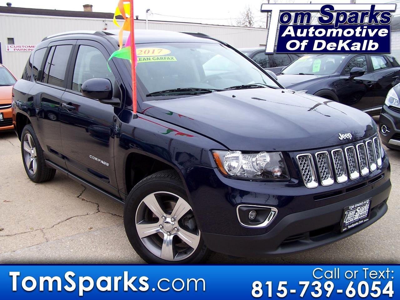 2017 Jeep Compass FWD 4dr High Altitude Edition