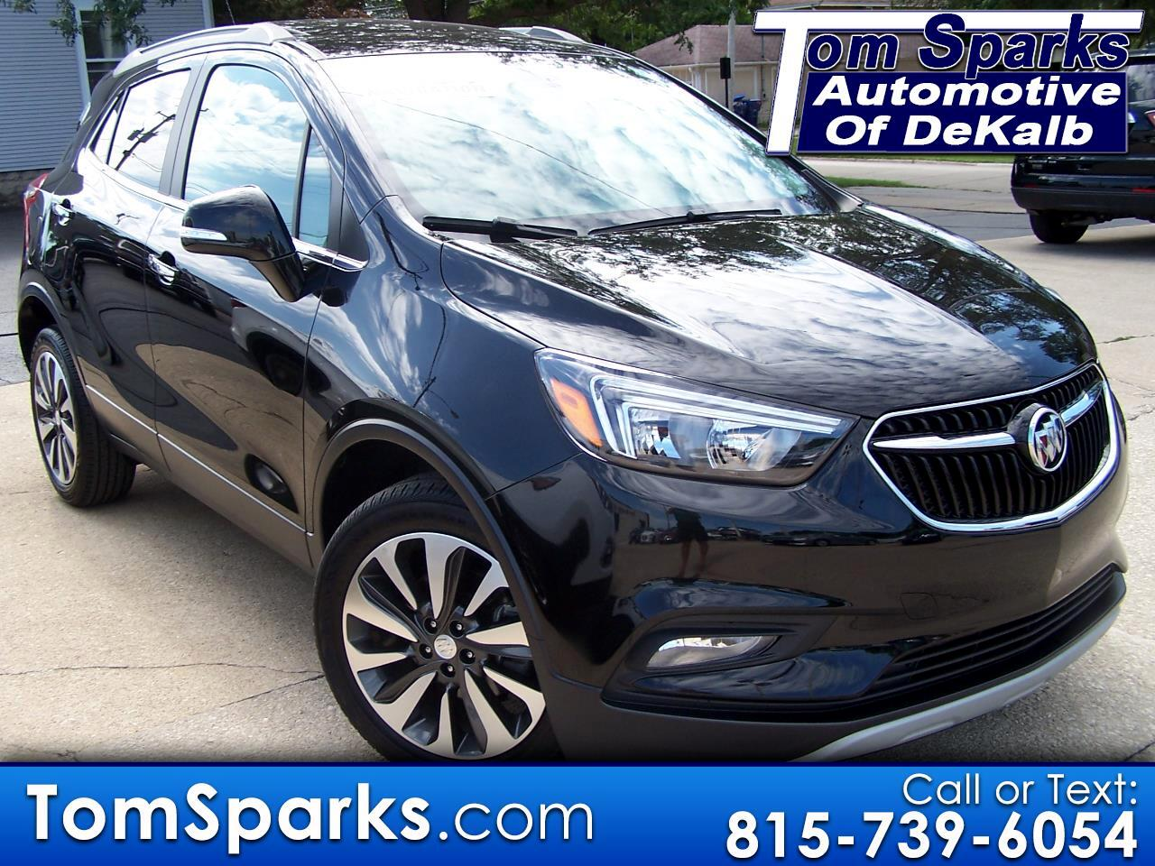 2017 Buick Encore Preferred II AWD