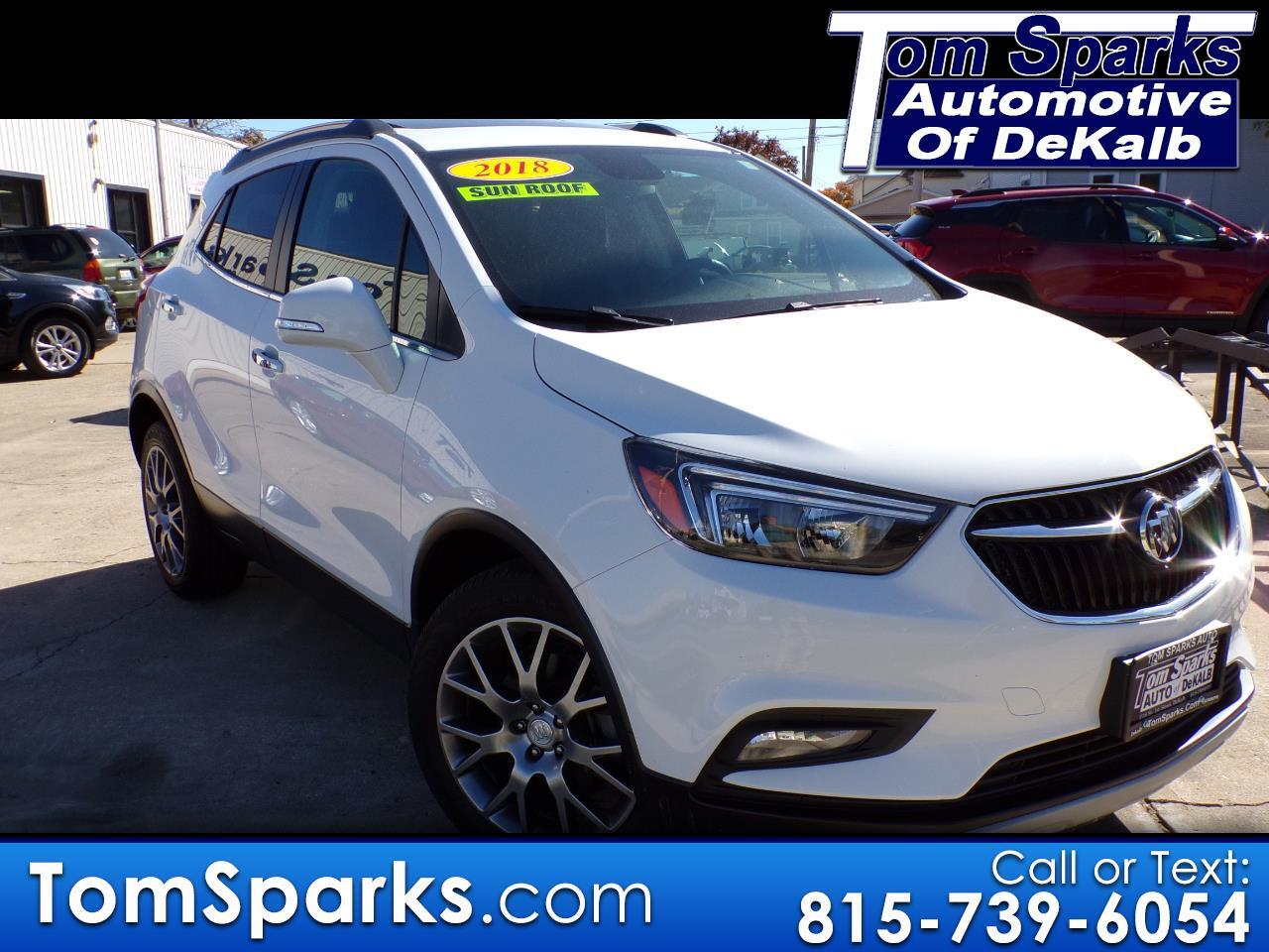 Buick Encore Sport Touring FWD 2018