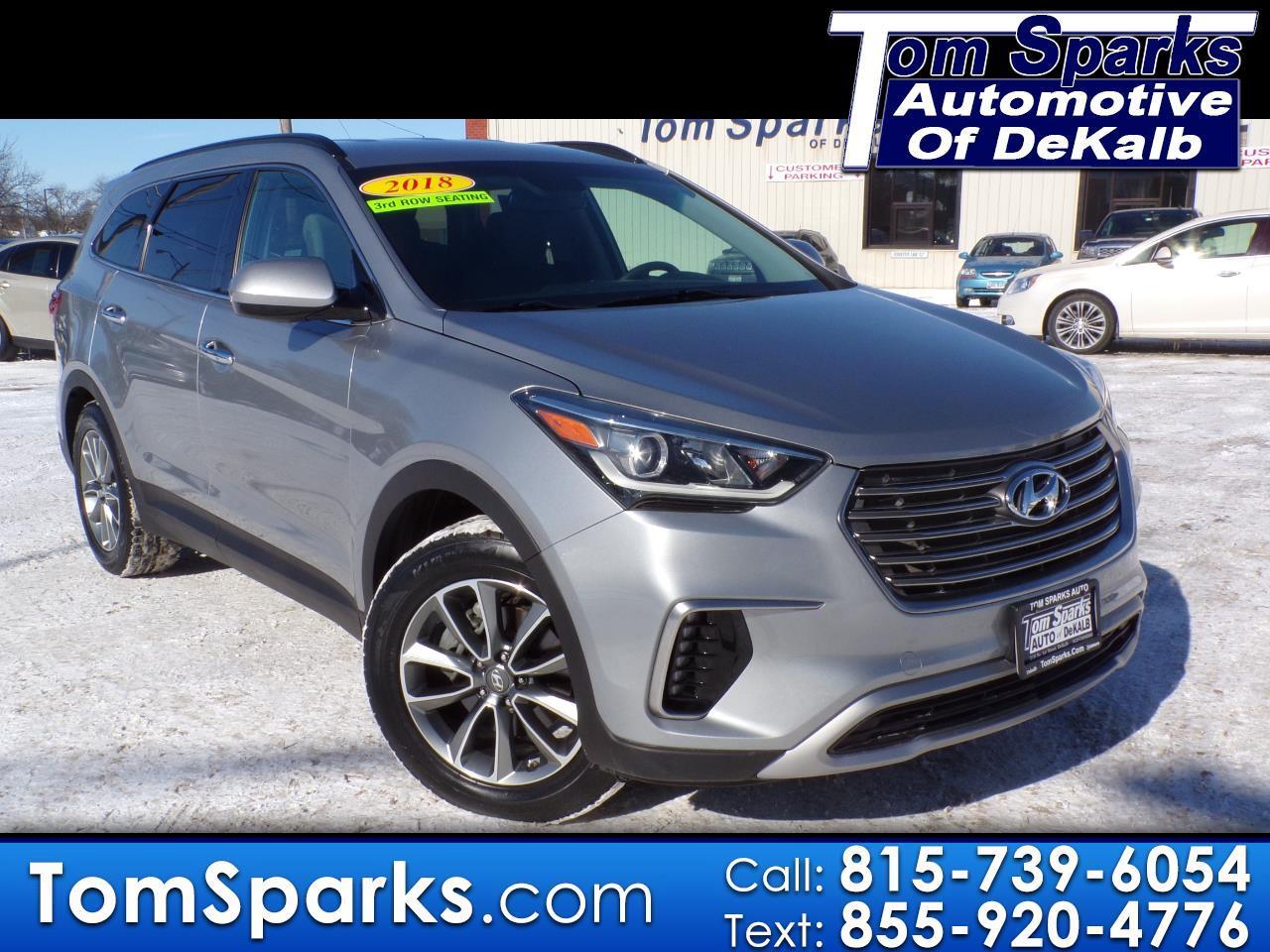 Hyundai Santa Fe SE FWD 2018