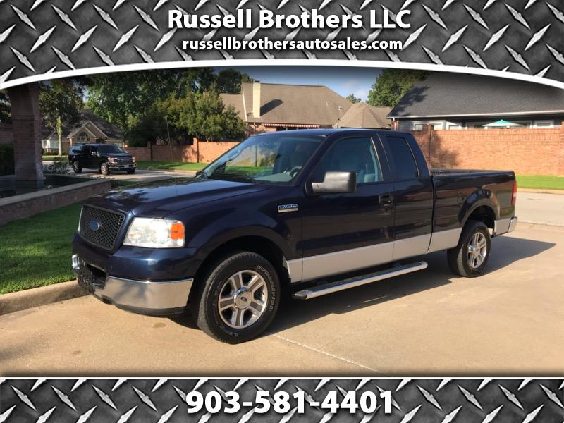 "2005 Ford F-150 2WD SuperCab 145"" XLT"