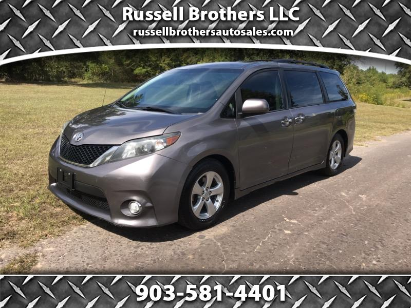 Toyota Tyler Tx >> Used 2013 Toyota Sienna For Sale In Tyler Tx 75703 Russell