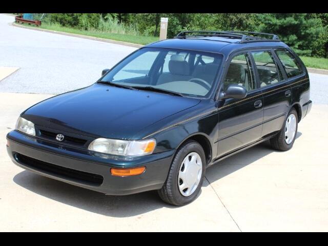 1996 Toyota Corolla Wagon DLX