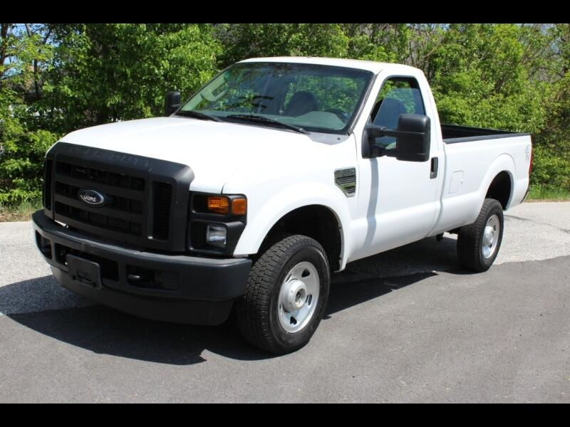 2009 Ford F-350 SD XL 4WD