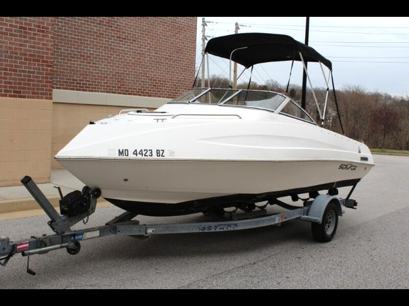 2006 Sea Fox 206DC