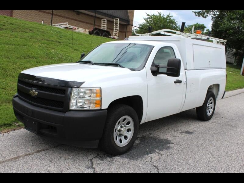 2008 Chevrolet Silverado 1500 LT1 Long Box 2WD