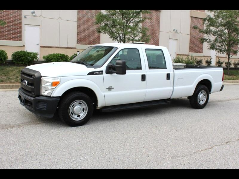 Ford F-350 SD XL Crew Cab Long Bed 2WD 2011