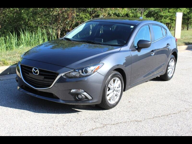 2015 Mazda MAZDA3 i Touring MT 5-Door