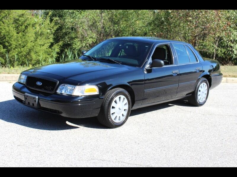 Used Police Vehicles For Sale >> Used 2011 Ford Crown Victoria Police Interceptor For Sale In