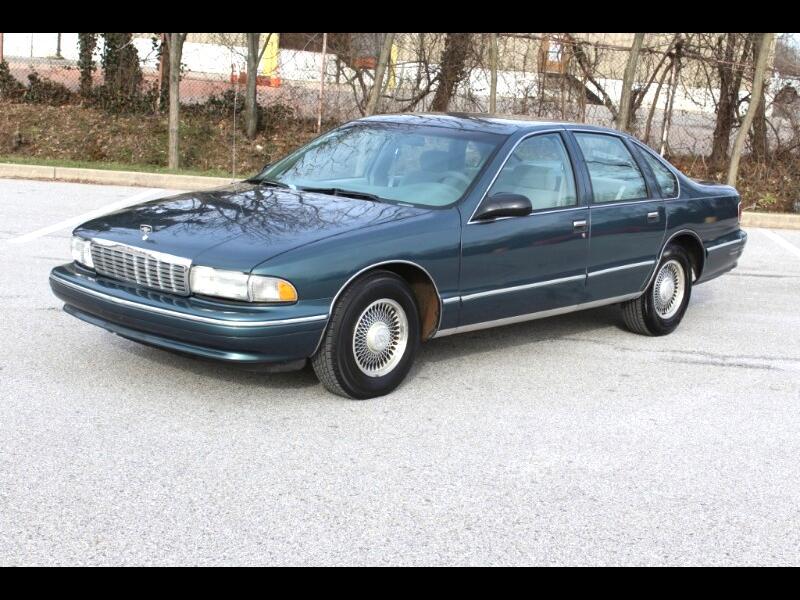 Chevrolet Caprice Classic Base 1995