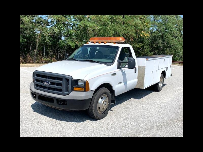 Ford F-350 SD XLT 2WD DRW 2006